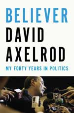 Book jacket of Believer: My Forty Years in Politics