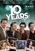 Cover art of the movie, 10 Years