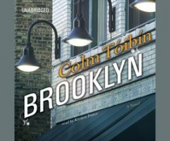 Cover art of the audiobook, Brooklyn