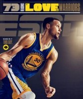 Cover of ESPN the Magazine