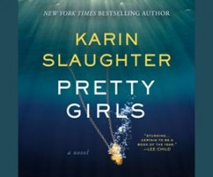 Cover art for the audiobook, Pretty Girls