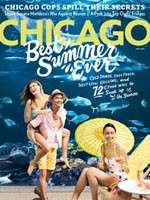 Cover of Chicago magazine