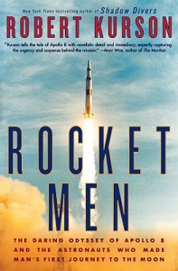 Cover for Rocket Men