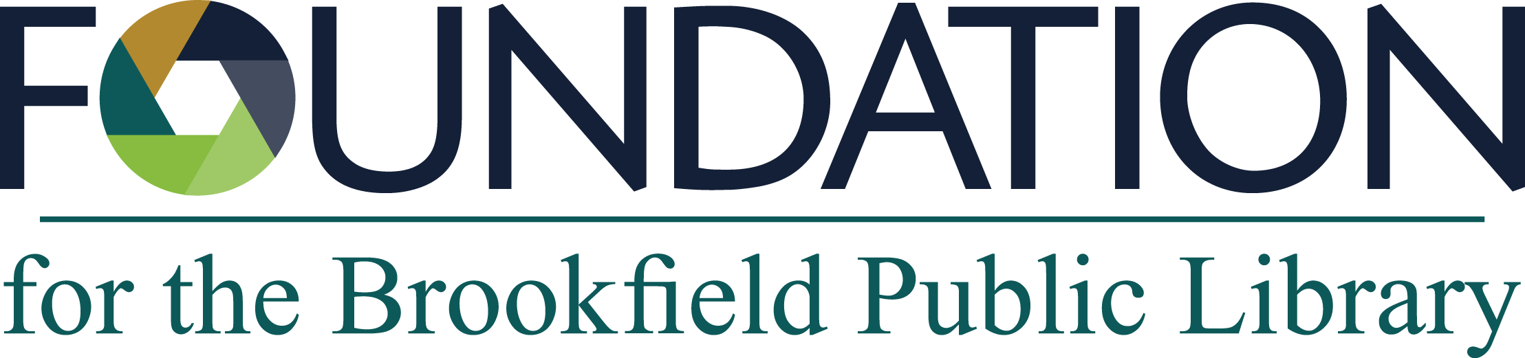 Foundation for the Brookfield Library logo