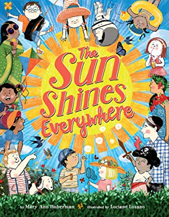 The sun shine everywhere