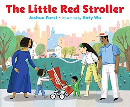 Little Red Stroller
