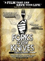 Cover of Forks Over Knives
