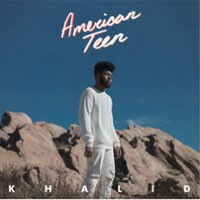Album cover for American Teen