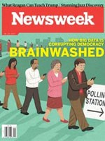 Cover of Newsweek