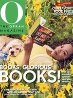 Cover of O, The Oprah Magazine
