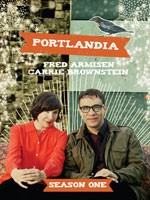 Cover of Portlandia, Season 1