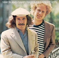 Album Cover for Simon & Garfunkel's Greatest Hits