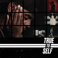 Album cover for True to Self
