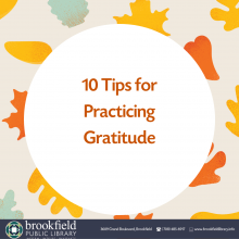 10 Tips for Practicing Gratitude